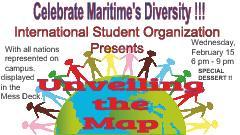 Celebrate Maritime's Diversity!!! Flier