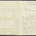 Letter to Captain Thomas Melville, Governor of Sailors' Snug Harbor, from the Consul, Swedish and Norwegian Consulate, New York, April 3, 1876