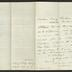 Letter to Captain Thomas Melville, Governor of Sailors' Snug Harbor, from [Abbot] Augustus Low, of A. A. Low & Brothers, March 4, 1876