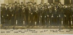 Cadets in Paris