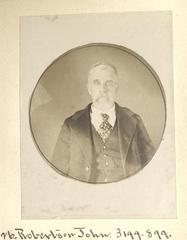 John Robertson Photograph
