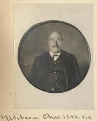 Charles Wilson Photograph