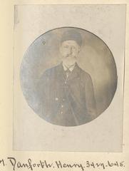 Henry Danforth Photograph