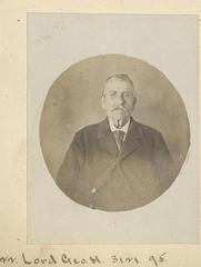 George H. Lord Photograph