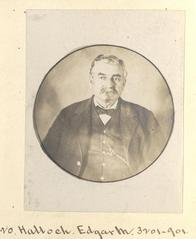 Edgar M. Hallock Photograph