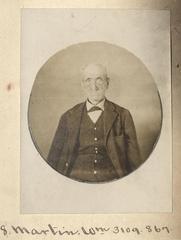 William Martin Photograph
