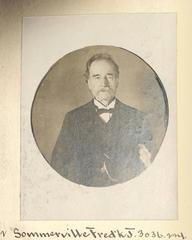 Frederick J. Sommerville Photograph
