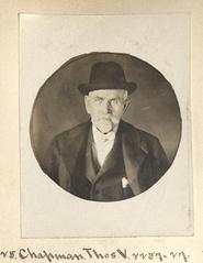Thomas V. Chapman Photograph
