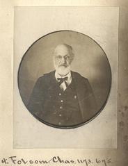 Charles Folsom Photograph
