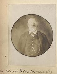 John H. Hines Photograph