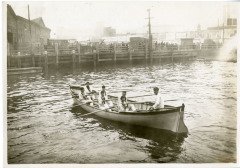 Cadets in Whaleboat