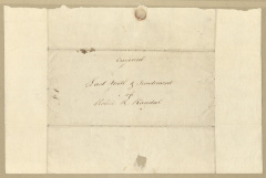 Last Will and Testament of Robert R. Randall