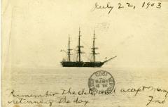 St. Mary's Postcard