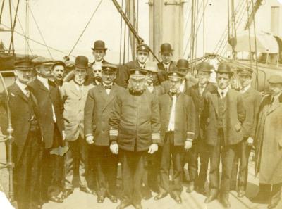 Image of men in uniforms.