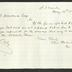 File copy of letter from Captain Thomas Melville, Governor of Sailors' Snug Harbor, to J. C. Henderson, Esq., May 18, 1876