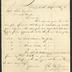 Letter to Captain Thomas Melville, Governor of Sailors' Snug Harbor, from Brooks Brothers, September 5, 1876