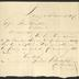 Letter to Captain Thomas Melville, Governor of Sailors' Snug Harbor, from Brooks Brothers, March 22, 1876