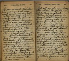 Diary of Thomas F. Caldwell [part 2]