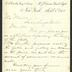 Letter to Captain Thomas Melville, Governor of Sailors' Snug Harbor, from Ansonia Clock Co., September 2, 1878