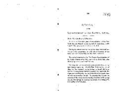 New York Nautical School Annual Report, 1880