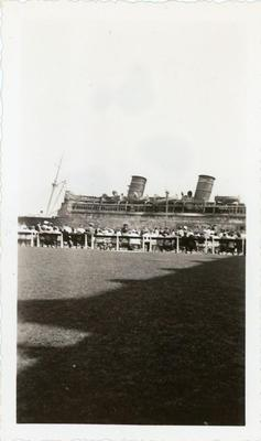 Port Side of the SS Morro Castle